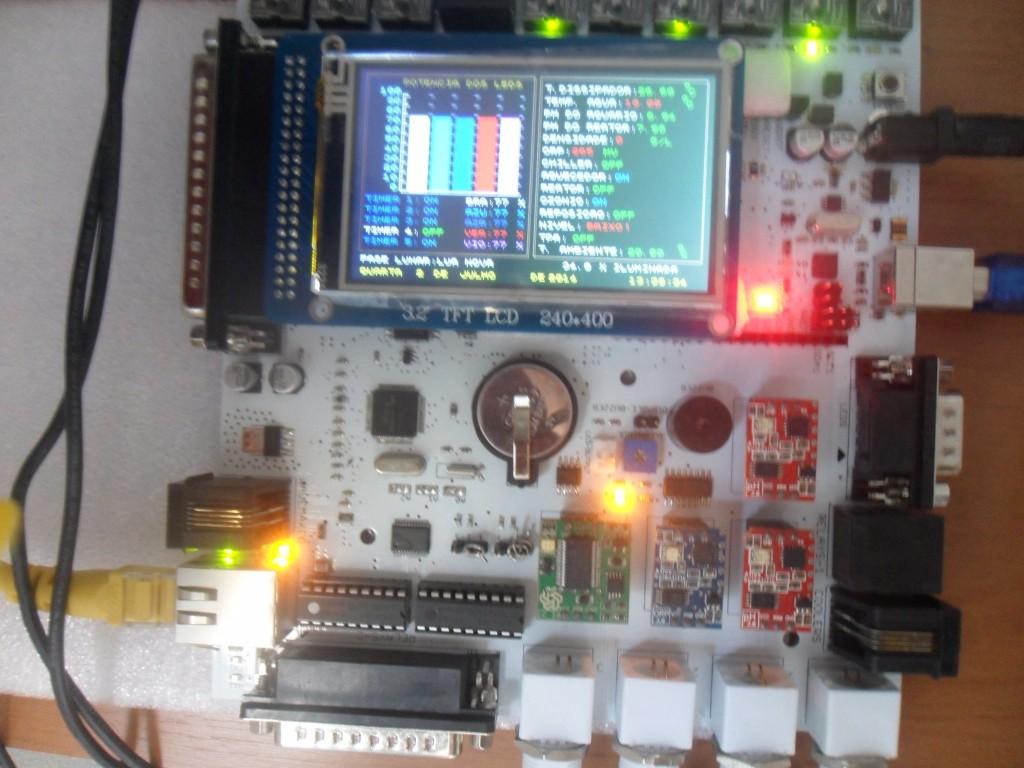 Ferduino Mega 2560 running Ferduino